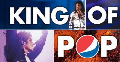 """""""Live for Now"""" King of Pop Grid"""