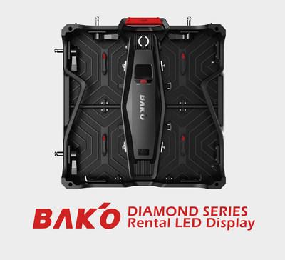 Revolution of rental LED display from BAKO, China