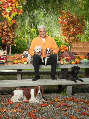 "Award-winning actor John O'Hurley will help select the Grand Prize winner of the ""Purina Pets At Work Contest.""   (PRNewsFoto/Nestle Purina PetCare)"