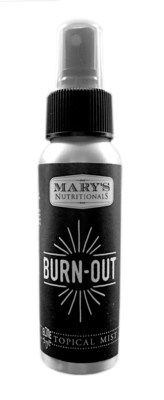 Burn-Out Topical Mist
