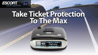 ESCORT: Take Ticket Protection To The Max (PRNewsFoto/ESCORT, Inc.)