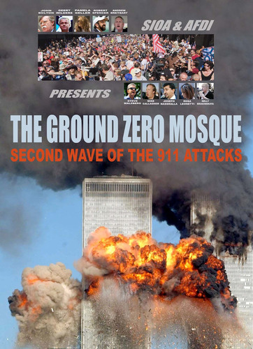 The Ground Zero Mosque documentary premieres at CPAC on February 11.  (PRNewsFoto/AFDI/SIOA)