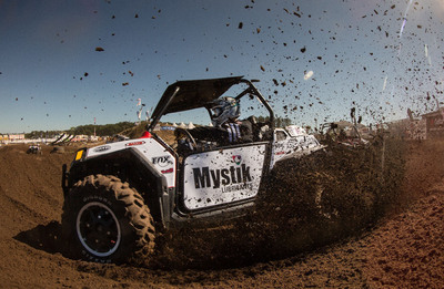 The 2013 season is now known as the Mystik Lubricants Terracross Championship.  (PRNewsFoto/Mystik Lubricants)