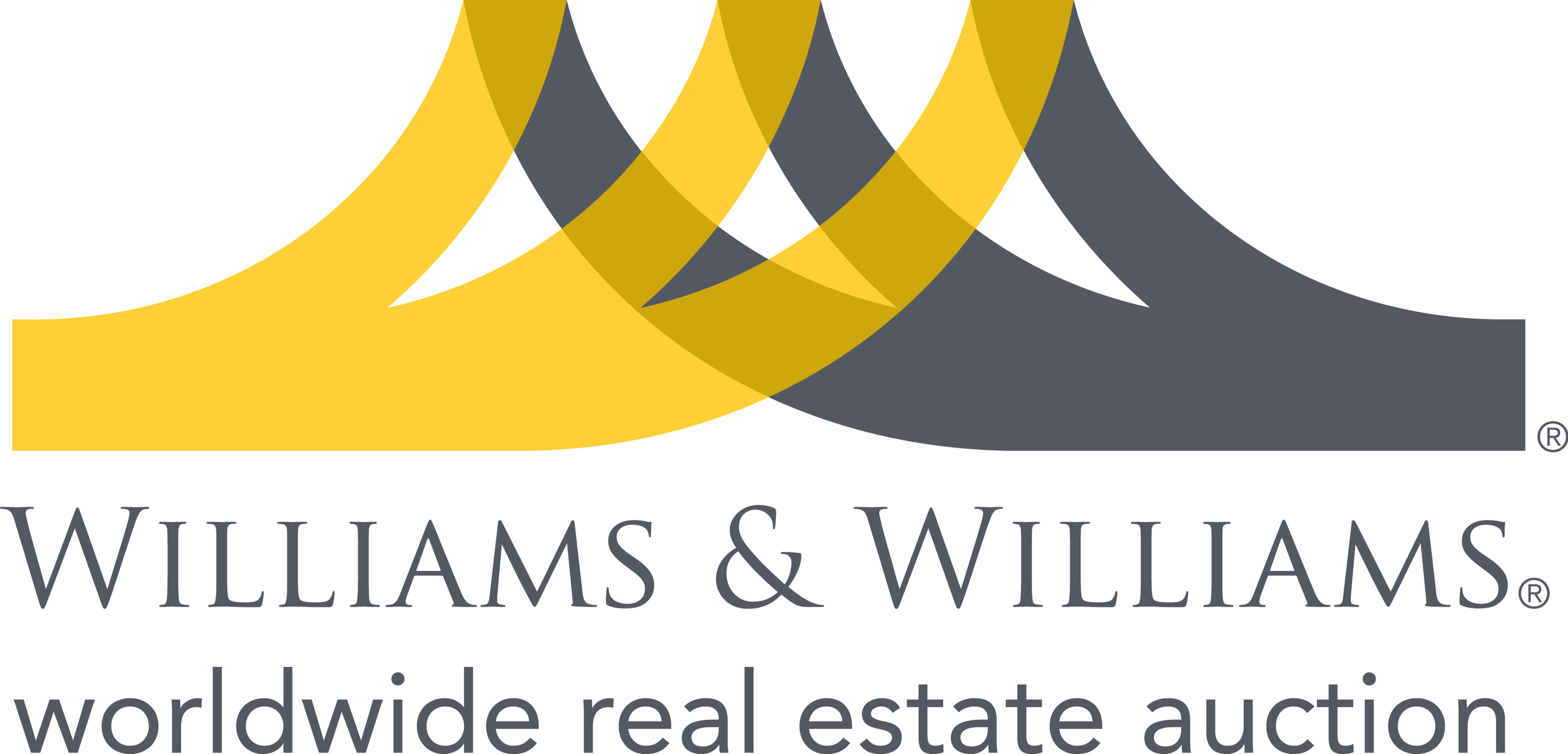 Williams & Williams logo.