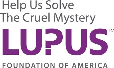 New logo for Lupus Foundation of America.