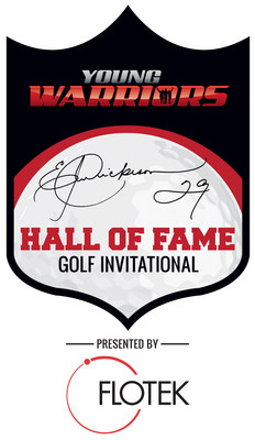 Eric Dickerson's Hall of Fame Golf Invitational to benefit the Young Warriors Foundation (PRNewsFoto/Flotek Industries, Inc.)