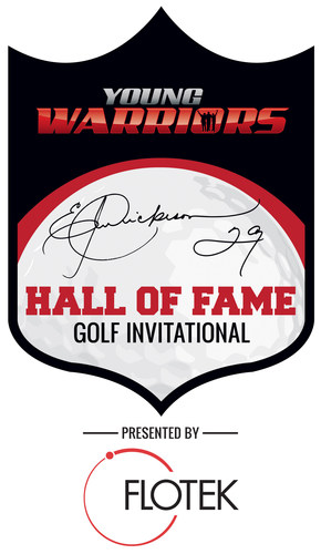 Eric Dickerson's Hall of Fame Golf Invitational to benefit the Young Warriors Foundation (PRNewsFoto/Flotek ...