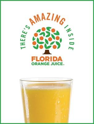 There's Amazing Inside Florida Orange Juice