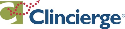 Clincierge(R)/Gray Consulting International logo. (PRNewsFoto/Clincierge(R)/Gray Consulting..)