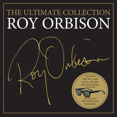 Roy Orbison Cover Art