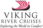 Viking River Cruises logo.  (PRNewsFoto/Viking River Cruises)