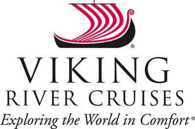Viking River Cruises logo.  (PRNewsFoto/Viking River Cruises)