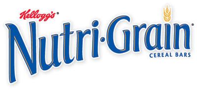 Kellogg's Nutri-Grain logo.  (PRNewsFoto/Kellogg Company)