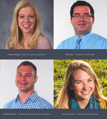 New Positions, Promotions Strengthen Nurture Marketing Practice at Fathom