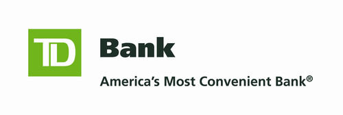 America's Most Convenient Bank.  (PRNewsFoto/TD Bank)