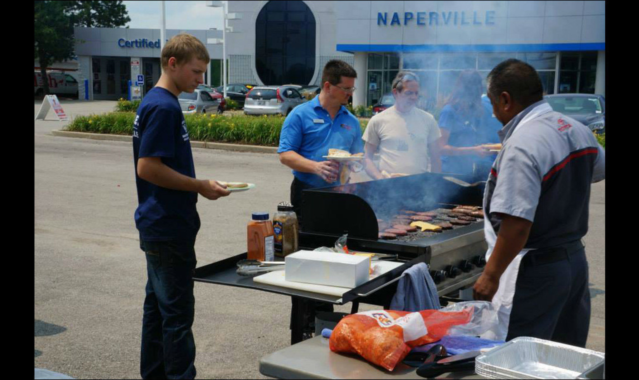 Chevrolet of Naperville hosting USO fundraiser in July