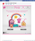 Hanes® Launches Comfort-Sharing Facebook Application for Breast Cancer Awareness
