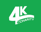 The first annual 4K 4Charity fun run takes place at 7:30am on Saturday 13 September in Amsterdam. www.4K4Charity.com (PRNewsFoto/Elemental)