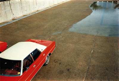 William Eggleston, Untitled, 1971-1974 / 2013 | Pigment print, Edition 1 of 2, 44 x 60 x 2 inches | (C) Eggleston Artistic Trust, Courtesy of Gagosian Gallery | Estimate $100/150,000.  (PRNewsFoto/Elton John AIDS Foundation)