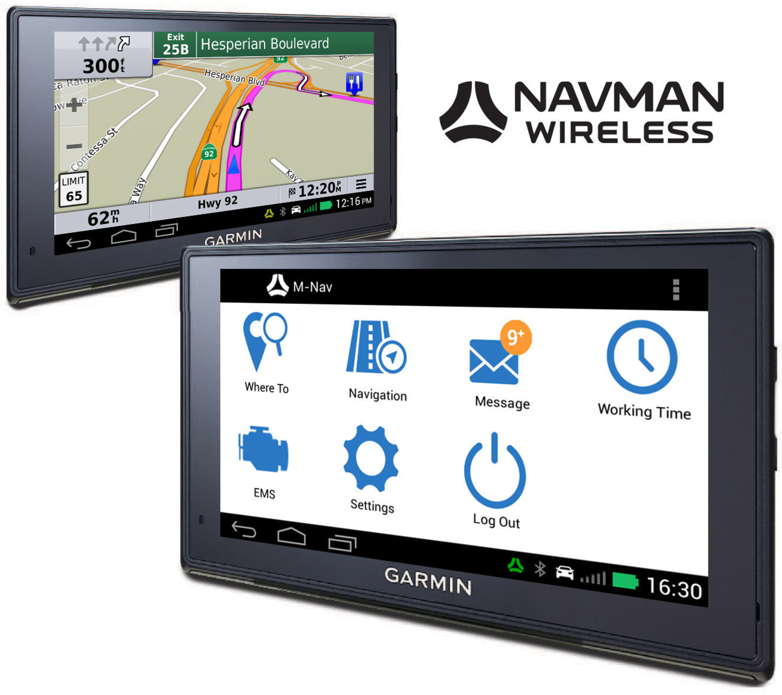 Navman Wireless Releases a Suite of Smart In-Vehicle Apps to Improve Driver Efficiency and Safety