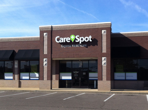 CareSpot at Cordova, Tenn. (PRNewsFoto/CareSpot) (PRNewsFoto/CARESPOT)