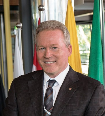 John Delaney takes the helm at Windstar Cruises.