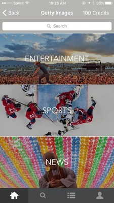 Getty Images Signed as the Inaugural Content Partner for Listapost's Latest App Upgrade.