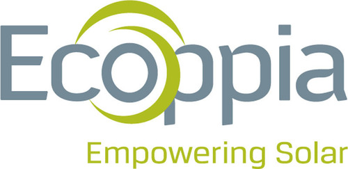Ecoppia S Water Free Utility Scale Robotic Solar Panel