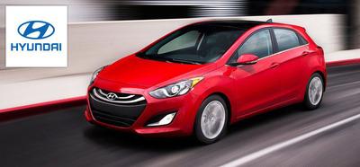 Hesser Hyundai looks forward to adding the 2014 Hyundai Elantra GT to its inventory.  (PRNewsFoto/Hesser Hyundai)