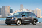HR-V leads Honda sales gains in May, jumping 15.8 percent for the month over last year.