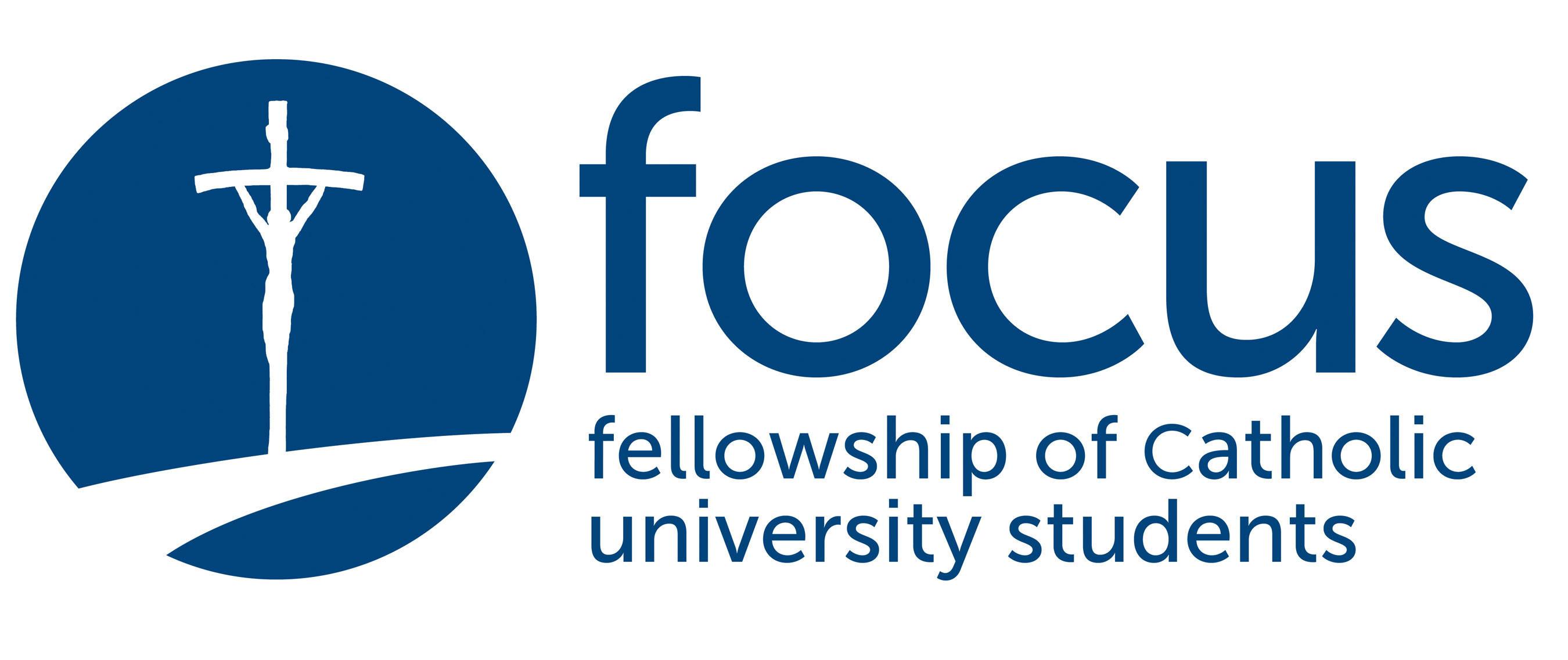FOCUS Logo. (PRNewsFoto/FOCUS, the Fellowship of Catholic University Students) (PRNewsFoto/)