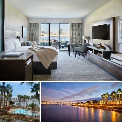 With the arrival of spring, Coronado Island Marriott Resort & Spa is offering special savings on select dates in March, April and May. To enjoy the resort's deluxe accommodations, visit www.marriott.com/SANCI or call 1-619-435-3000.