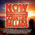 The world's best-selling, multi-artist album series, NOW That's What I Call Music!, will release a special new collection of country music's most romantic contemporary hits on January 24, just in time for Valentine's Day. NOW That's What I Call Country Ballads will be available on CD and for digital download purchase from all major digital service providers. www.nowthatsmusic.com.  (PRNewsFoto/EMI Music)
