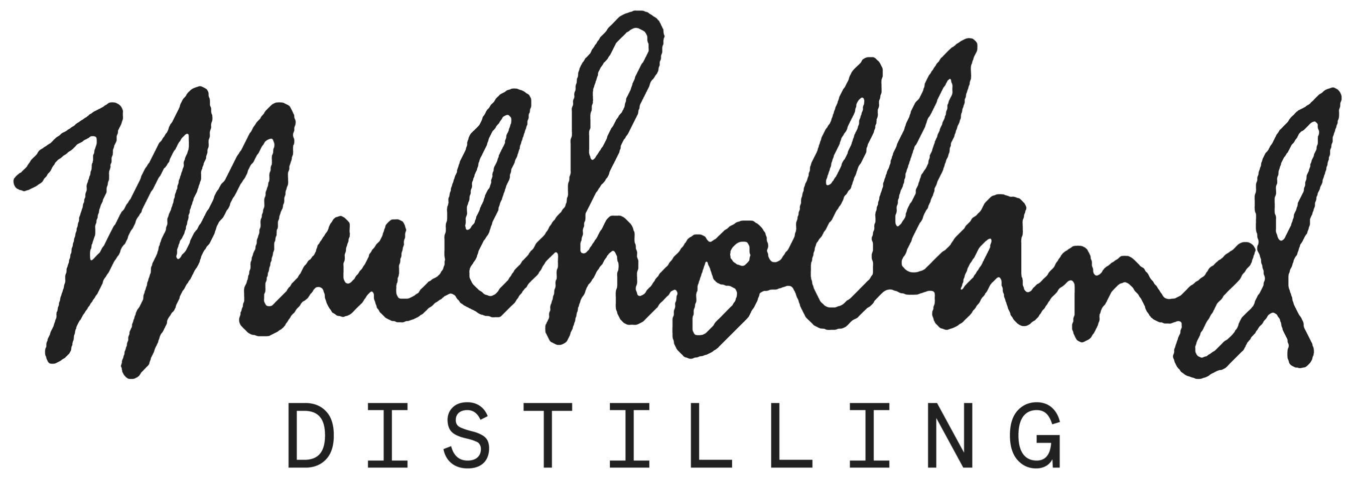 Image result for mulholland distilling logo