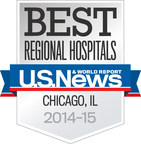 U.S. News & World Report Ranks St. Alexius Medical Center And Alexian Brothers Medical Center Among Top 10 Best Hospitals In Chicago Area