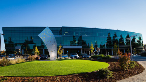 New Mercedes-Benz Research and Development Headquarters in Silicon Valley.  (PRNewsFoto/Daimler Corporate ...