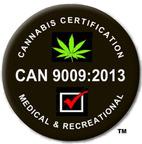 CAN-9009:2013 Brings Quality Assurance to the Medical & Recreational Marijuana Industry.  (PRNewsFoto/G-PMC, LLC)