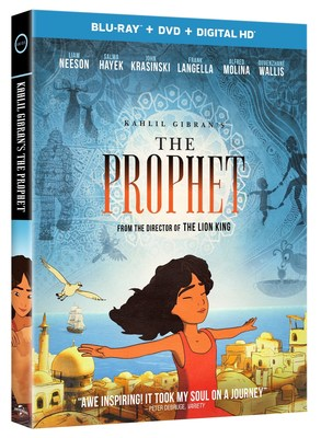 From Universal Pictures Home Entertainment: Kahlil Gibran's The Prophet