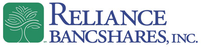 Reliance Bankshares, Inc.  (PRNewsFoto/Reliance Bancshares, Inc.)