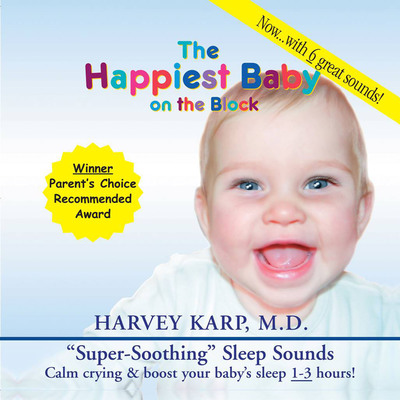 """The Happiest Baby on the Block's """"Super-Soothing"""" Sleep Sounds CD.  (PRNewsFoto/The Happiest Baby, Inc.)"""
