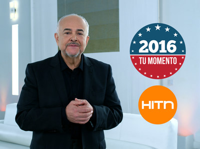 Tu Momento 2016 will be hosted by acclaimed political commentator Gerson Borrero