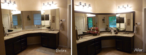 Winners Announced in the 2010 MirrorMate® Bathroom Mirror Makeover Contest