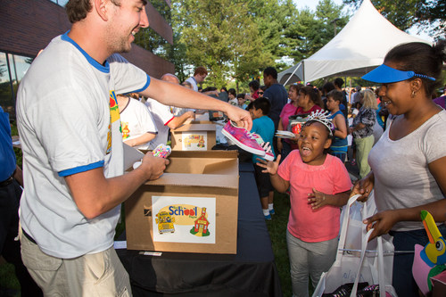 "Henry Schein's 17th annual  ""Back to School"" program will send more than 5,000 children back to ..."