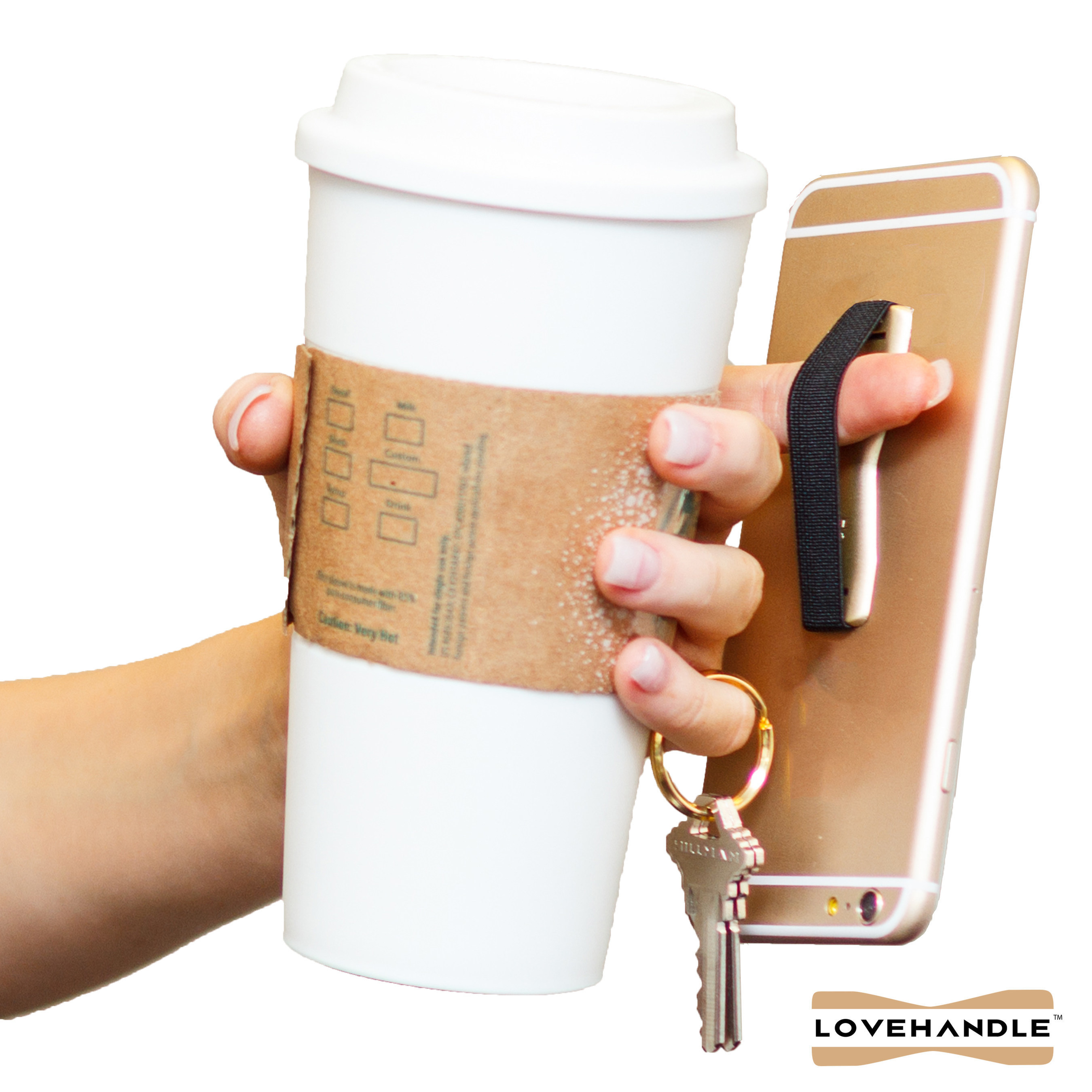 $400k LoveHandle™ Smartphone Grip Giveaway for CES 2016 Attendees Sponsored by www.LoveHandle.com