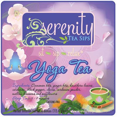 Yoga Tea Herbal Infusion