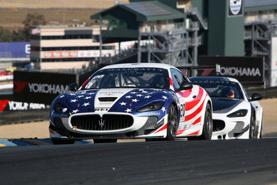 Join the Maserati Trofeo VIP Experience on August 24th at Sonoma Raceway, as a winning bidder in the eBay charity auction sponsored by Maserati of Walnut Creek, supporting the Danville d'Elegance Foundation, benefitting Parkinson's research and patient care. View www.danville-delegance.org for information and to cast your bid - Exclusive event includes VIP access for Maserati Trofeo Series and INDYCAR racing on 8/24 and 8/25, and participation in official rally while driving the most advanced Maserati road car available to date. (PRNewsFoto/Danville D'Elegance Foundation)