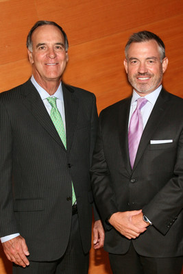 Ron Lockton (right) is named Vice Chairman of global insurance broker, Lockton. He will work closely with Lockton, Inc. Chairman David Lockton, his uncle. Ron's father and Dave's brother, the late Jack Lockton, founded Lockton Companies in 1966.