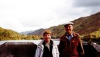 Wilma & Daniel Kehoe at Kylemore Lake in Ireland on their first CIE Tour in 2001.