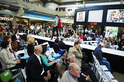 AIRMALL® and Pittsburgh International Airport Celebrate Completion of Newly Renovated Center Core with Special Event, Fashion Show