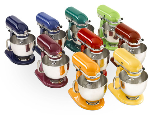 KitchenAid Stand Mixers.  (PRNewsFoto/KitchenAid)